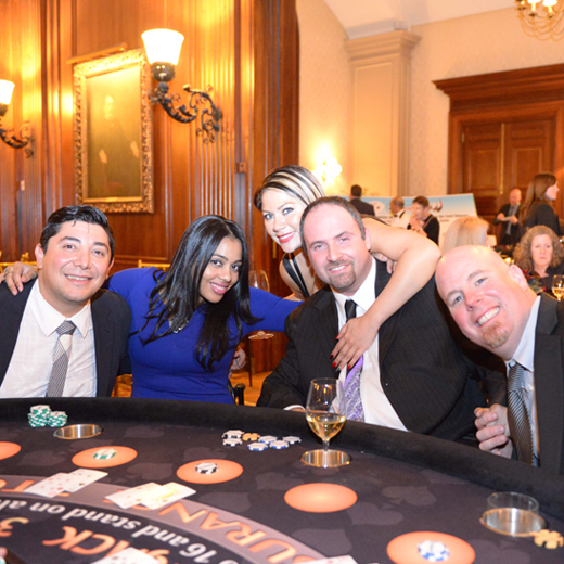 Fourth Annual Corks and Cards Casino and Wine Tasting